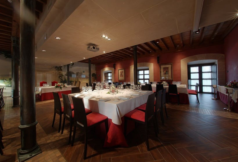 Ristorante Hotel Marques de la Ensenada Valladolid