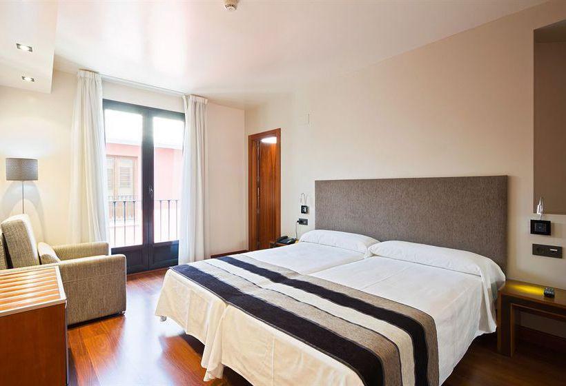 Zimmer Hotel Monjas del Carmen Granada