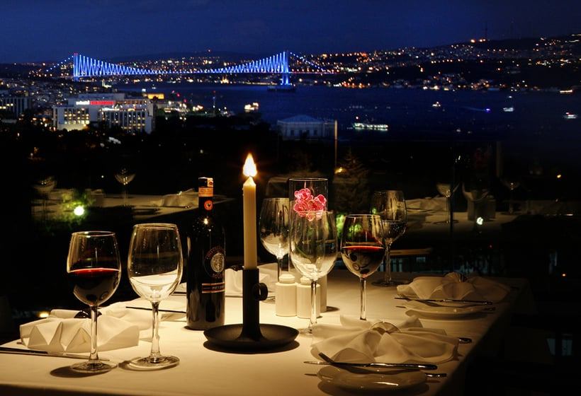 Restaurant Gezi Hotel Bosphorus Istanbul