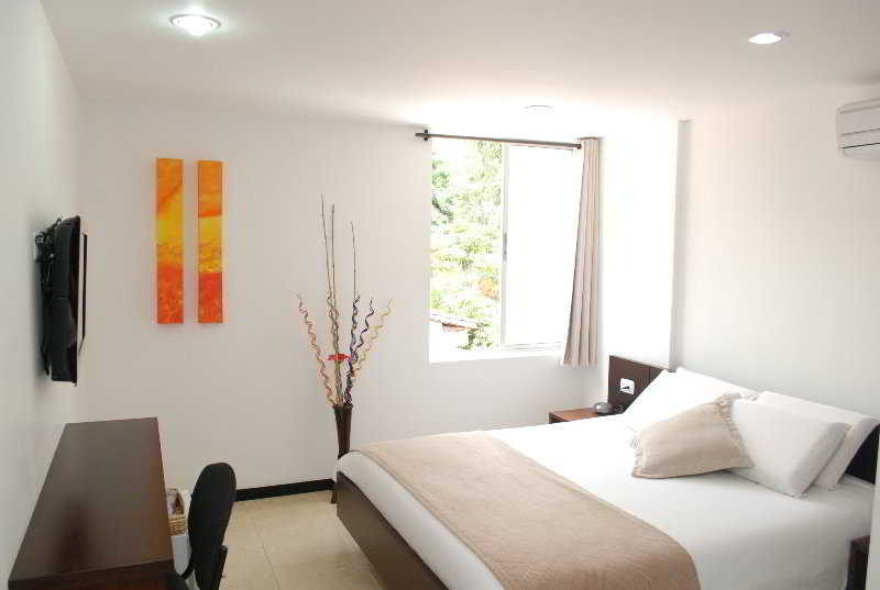 Hotel Plaza Granada Medellín