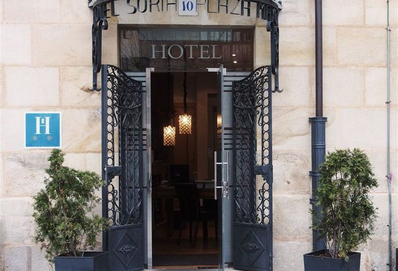 Hotel Soria Plaza Mayor ソリア