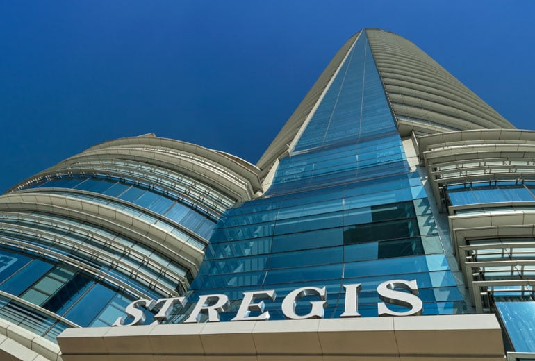 Hotel The St Regis Mexico City In Mexico City Starting