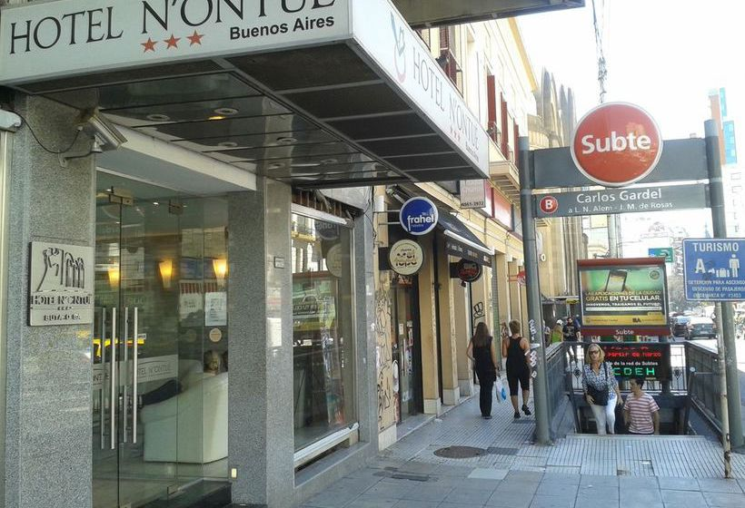 Nontue Hotel بوينس آيرس