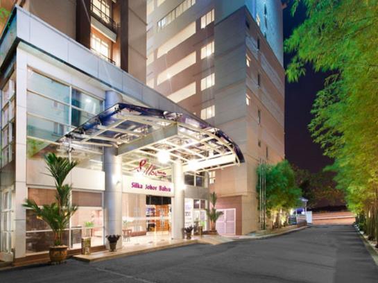 Silka johor hotel em johor bahru desde 10 destinia for Home wallpaper johor bahru