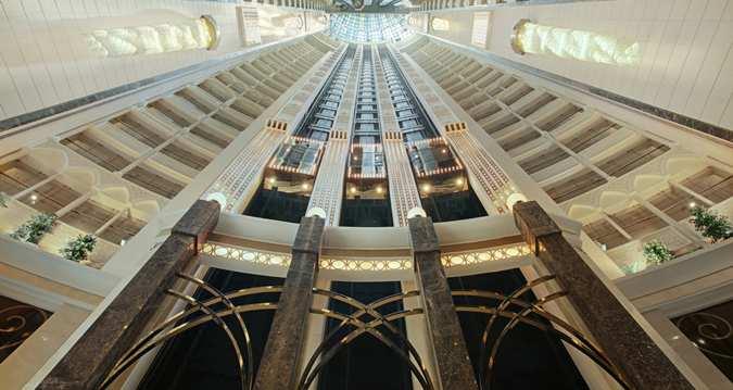 أماكن عامة فندق Makkah Hilton مكة