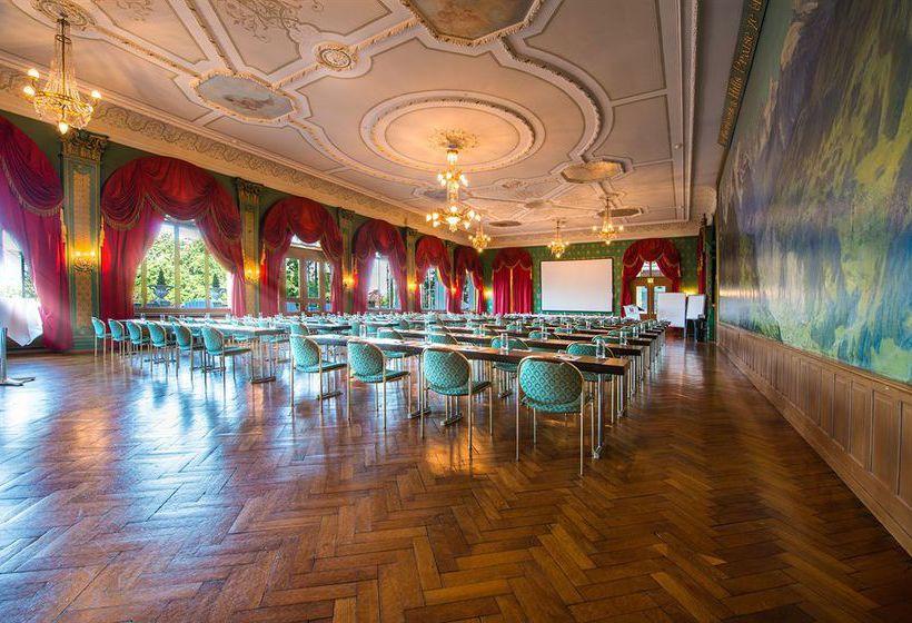 Hotel Seeburg Luzern ルツェルン