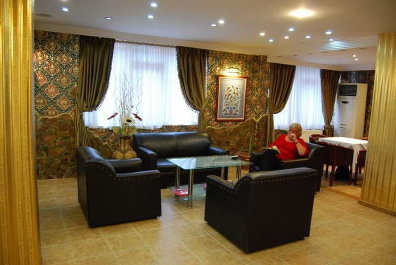 Aquarium Hotel Istanbul Estambul