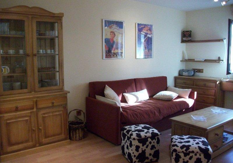Chambre Apartamentos Formigal 3000