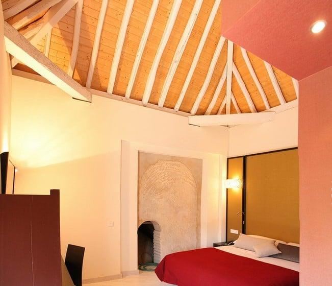 部屋 ホテル Palacio de Arizon サンルーカル・デ・バラメダ