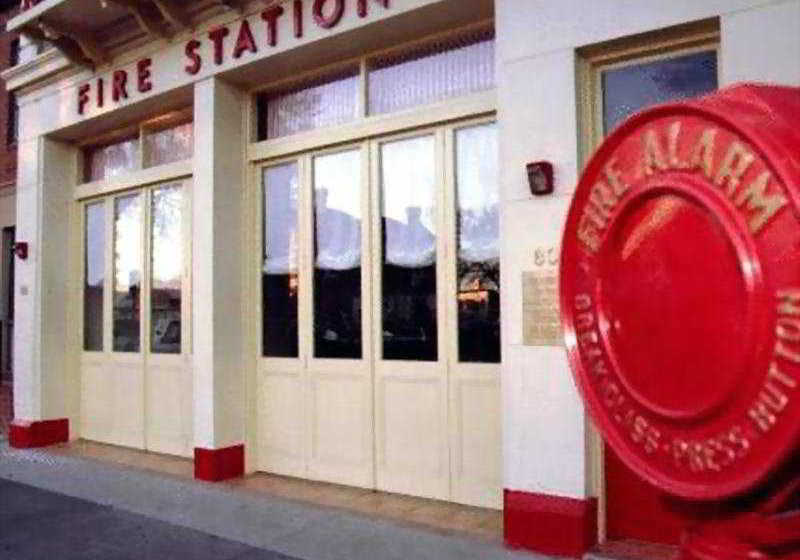 Hôtel Fire Station Inn Adélaïde