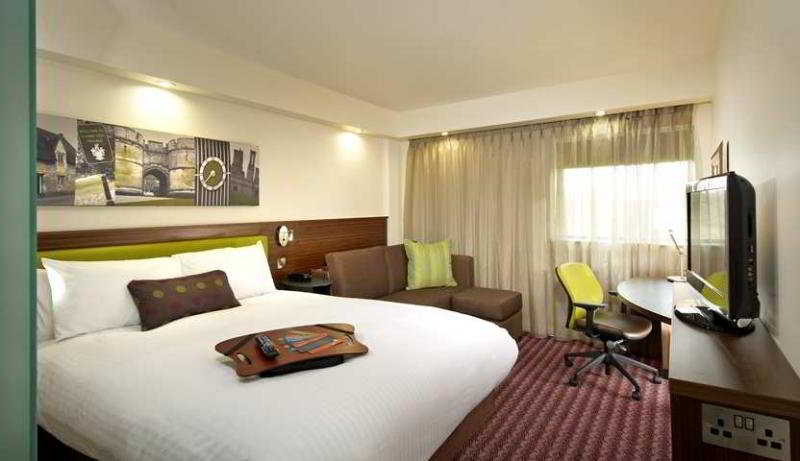 فندق Hampton By Hilton Derby City Centre ديربي