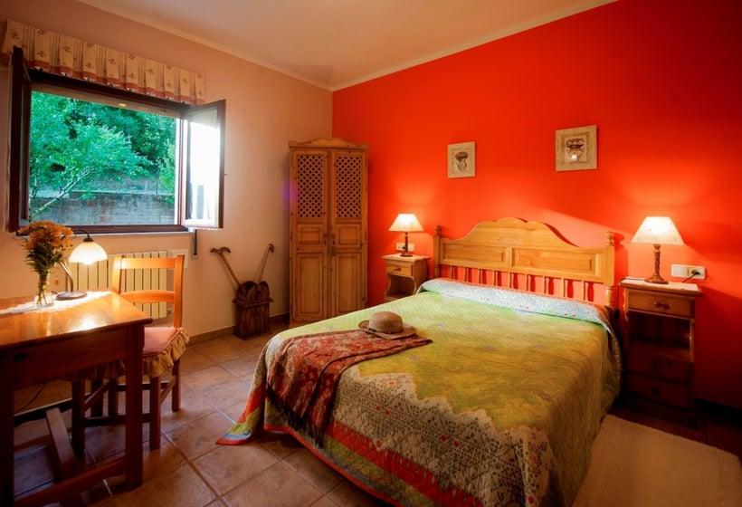 Zimmer Casa Rural Santu Colás Cangas de Onis