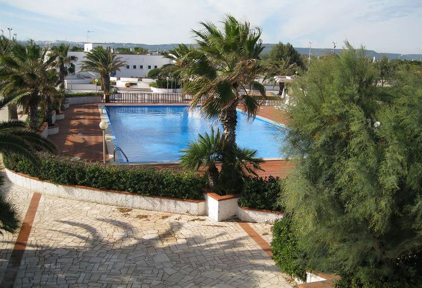 Schwimmbad Hotel Residence Fontanelle Ostuni
