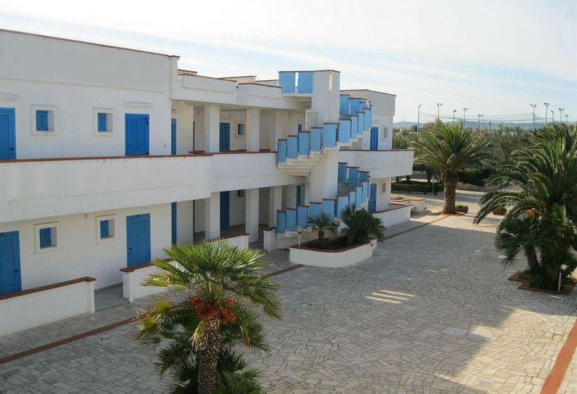 Aussenbereich Hotel Residence Fontanelle Ostuni