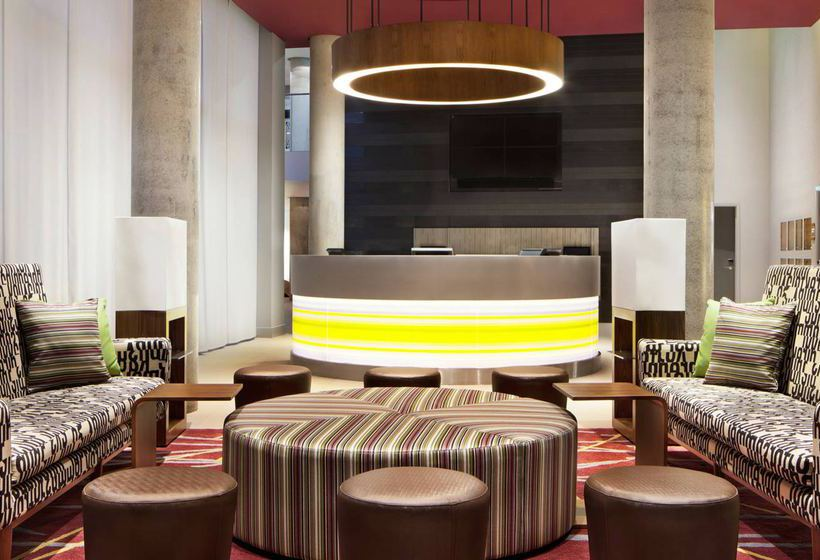 Hotel Aloft London Excel Londres