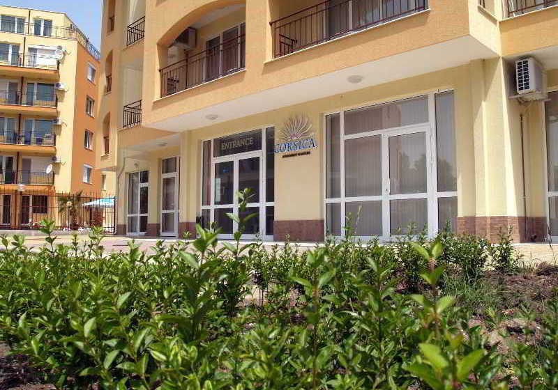 Corsica Aparment Complex Sunny Beach