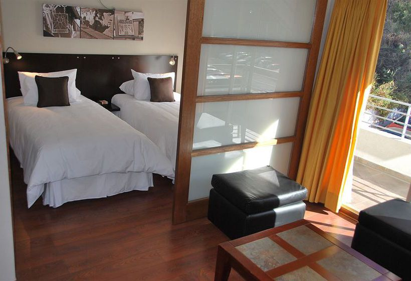Hotel Bellavista Travel Suites Santiago