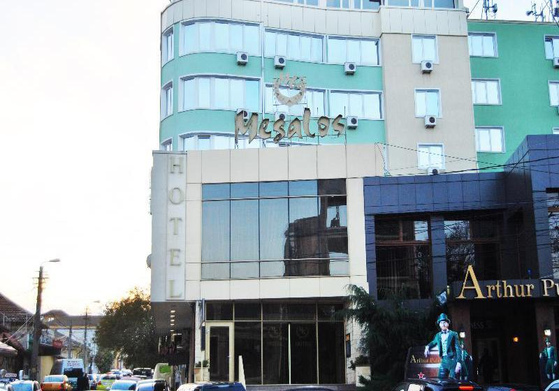 Hotel Megalos Constanza