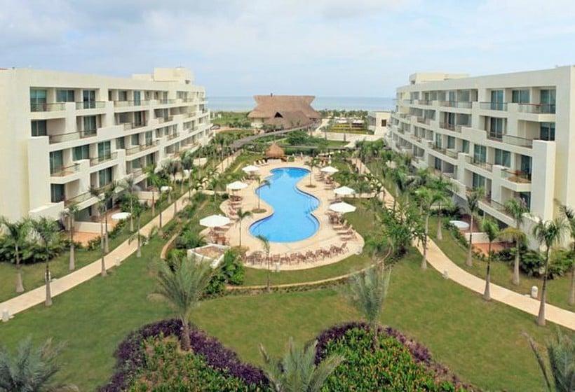 Gemeinschaftsbereiche Hotel Occidental Cartagena