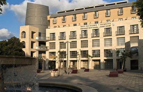 Ruth Daniel Residence Tel Aviv