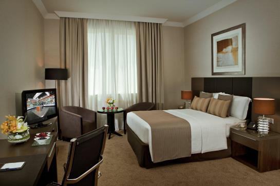 Hôtel Ramada Abu Dhabi Downtown Abou Dabi