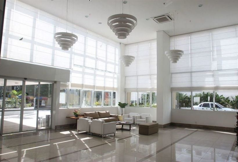 호텔 Blue Tree Premium Manaus Mito