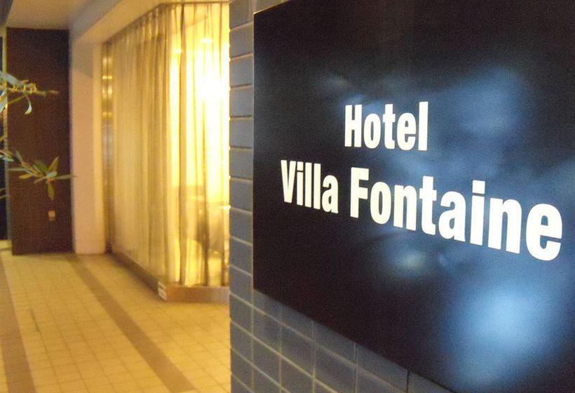 Hotel Villa Fontaine Shinsaibashi Osaka