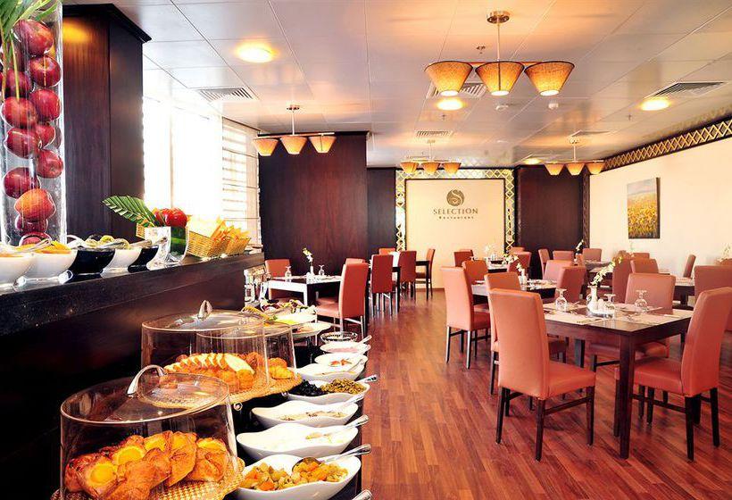 مطعم فندق Kingsgate الدوحة