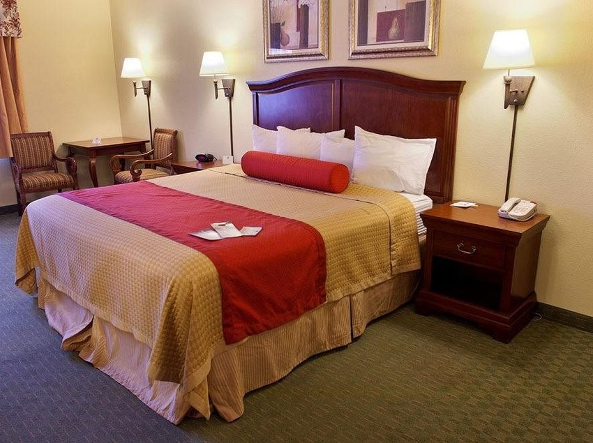 Hotel Best Western Plus Wakulla Inn Crawfordville