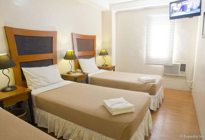 Hotel Creekside Amorsolo Makati