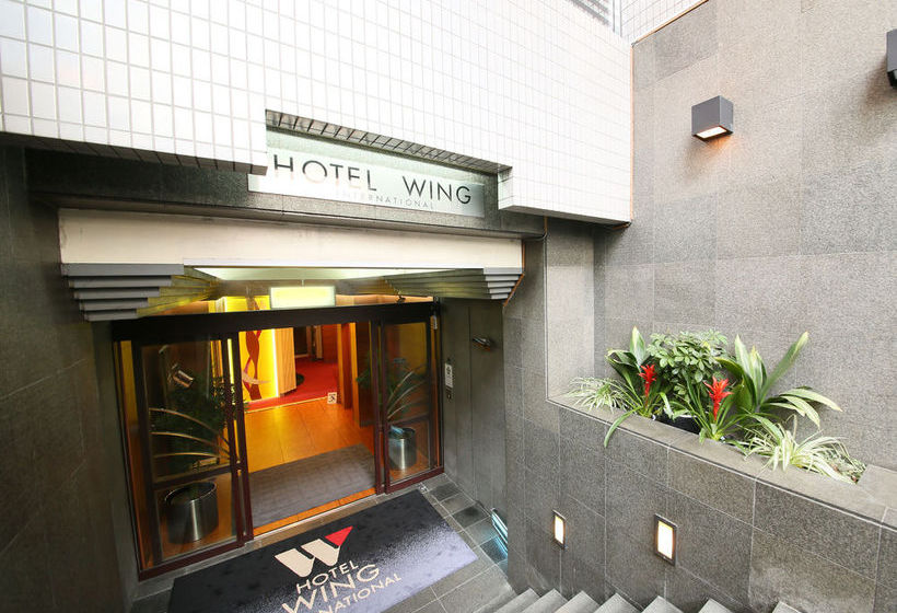Hotel Wing International Ikebukuro Tokio