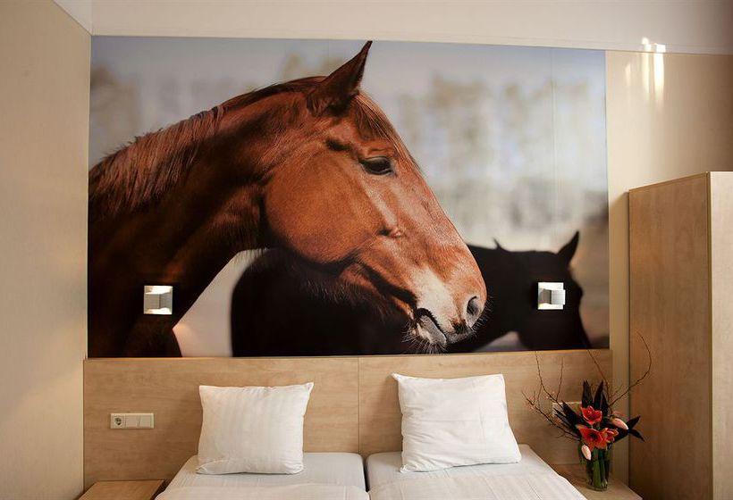 هتل Iron Horse آمستردام