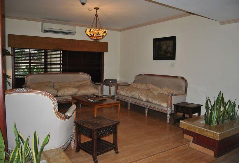 Three Arms Hotel Lagos