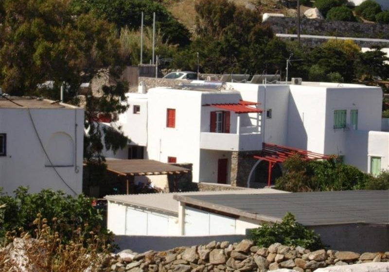 Pension Vrissi Mykonos