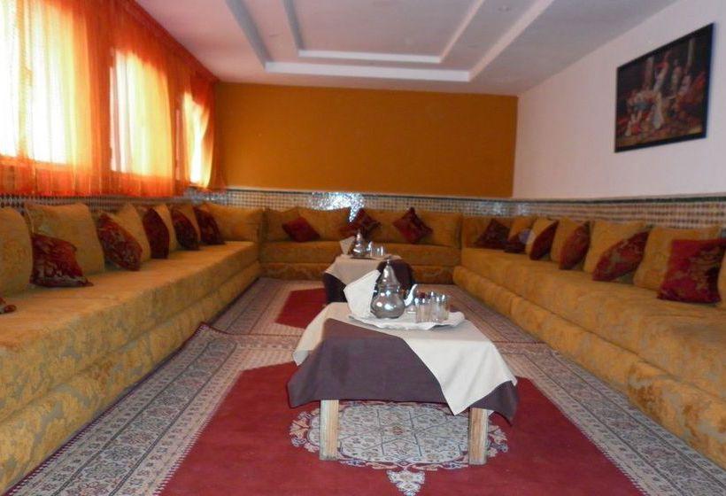 Hotel Oscar Rabat