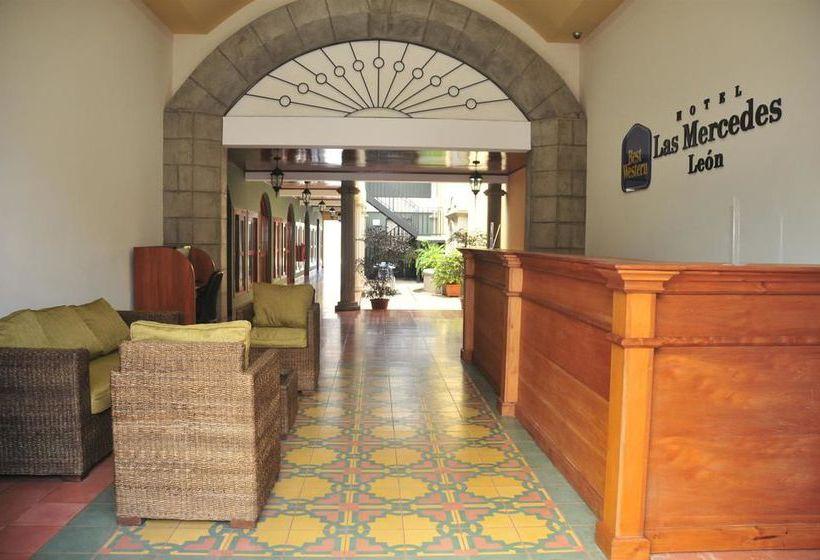 فندق Best Western Las Mercedes Leon ليون