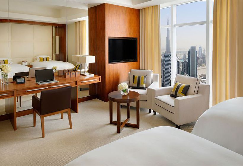 Room Hotel JW Marriott Marquis Dubai