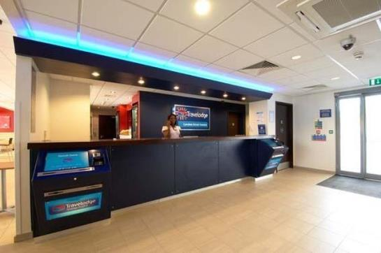 Hotel Travelodge London Excel Londres