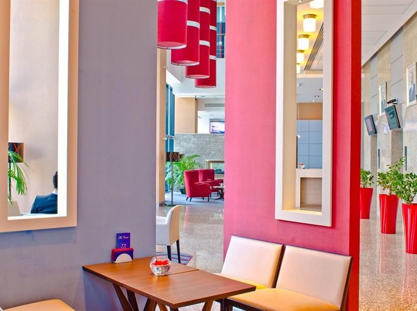 Hôtel Chirag Plaza Bakou