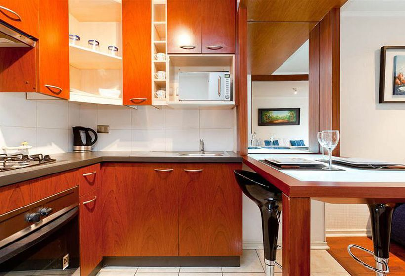 Lastarria Suites Aparthotel سانتياجو