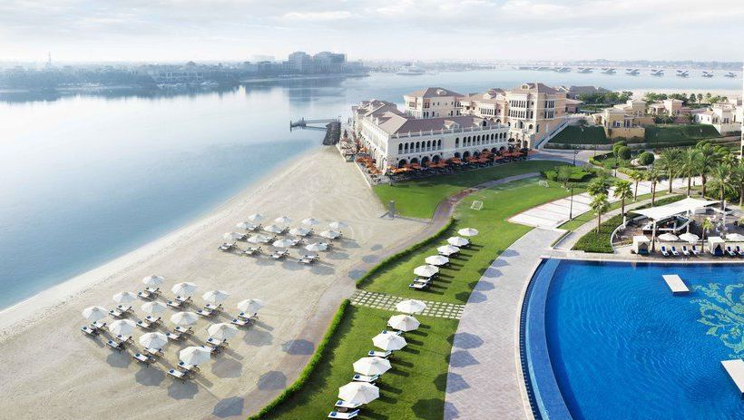 فندق The Ritzcarlton Abu Dhabi Grand Canal أبو ظبي