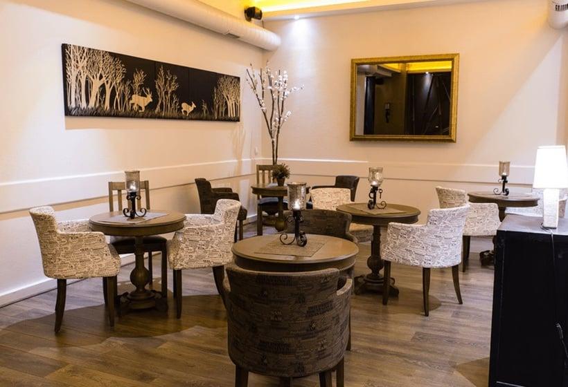 Hôtel ArtDeco Istanbul Suites