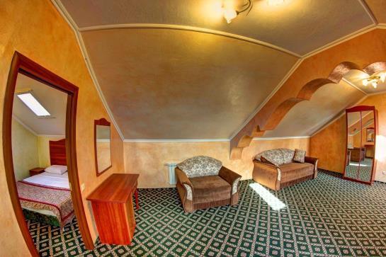 Hôtel Pirosmani Boutique Kiev