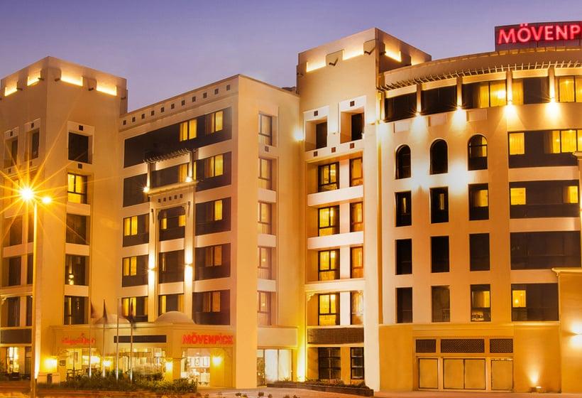 Movenpick hotel apartments the square dubai em dubai desde for Hotel em dubai