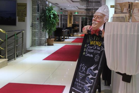 Hotel Air Boss Istanbul
