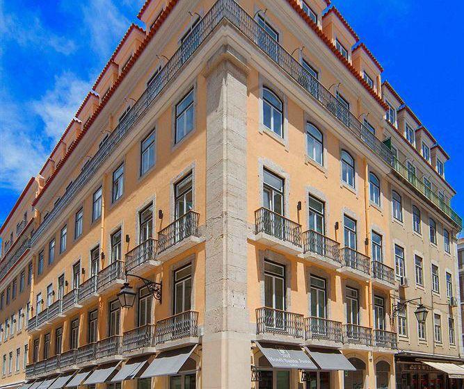 Hôtel Santa Justa Lisbonne