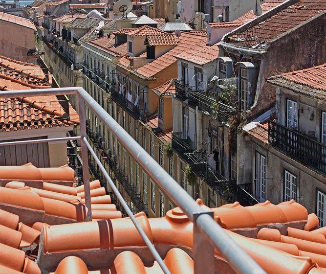 Hotel Santa Justa Lisbon