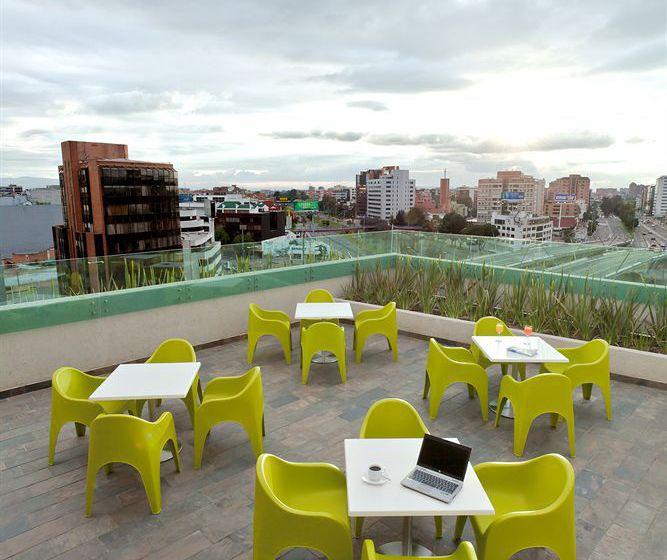 Hôtel Estelar Calle 100 Bogota