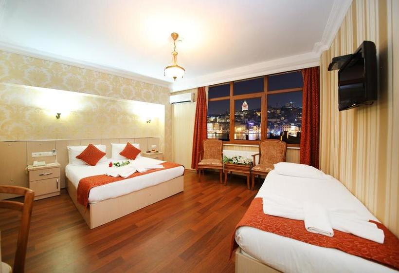 Chambre Hôtel Golden Horn Istanbul