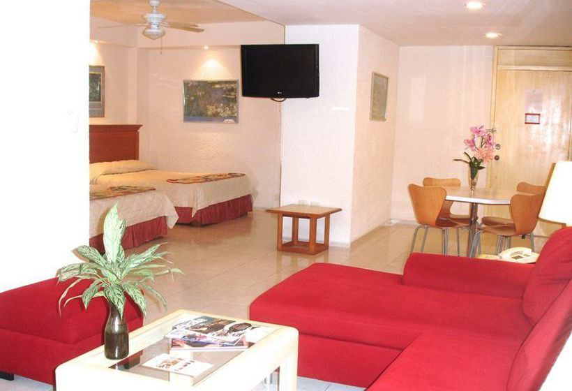 Nader Hotel & Suites Cancun